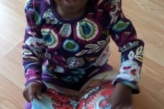 kiara-reading